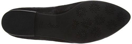 Gabor Gabor Comfort, Ballerines femme Noir (97 schwarz)