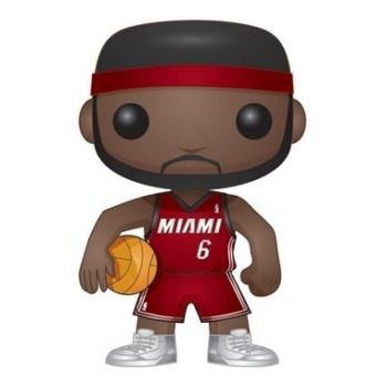 Funko POP NBA Lebron James Vinyl Figure by FunKo