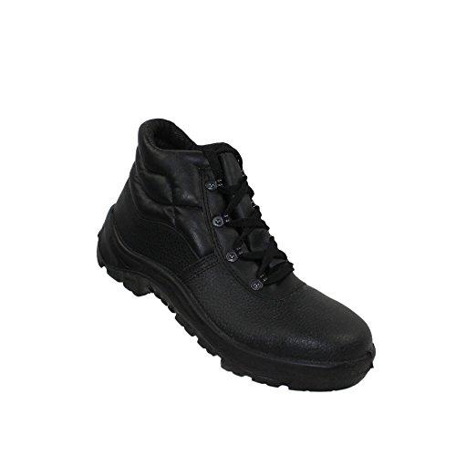 Ariete S3 SRC Sicherheitsschuhe Arbeitsschuhe Berufsschuhe hoch Schwarz Schwarz