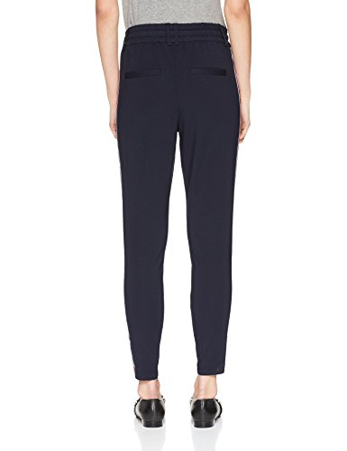 ONLY Damen Hose Onlpoptrash Easy Sport Pant Noos Blau (Night Sky)