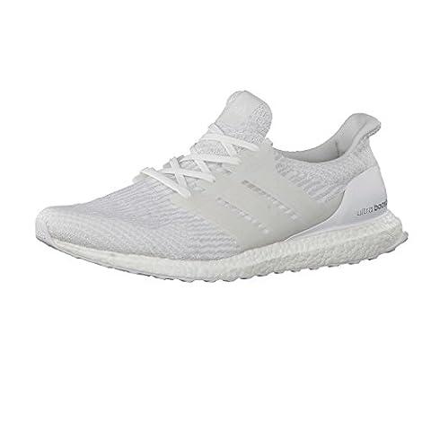 Adidas Herren Ultraboost Laufschuhe, Mehrfarbig (Ftwr White/Ftwr White/Crystal White S16),