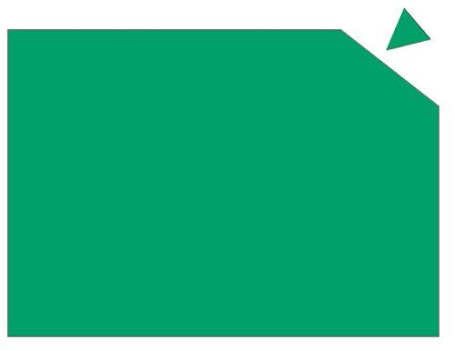Franken Piastra magnetica verde