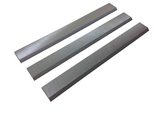 Maslin Hz 3pcs 15,2 cm 155 x 16 x 3 mm HSS Lama pialla coltelli Jointer per  Delta, Jet, Powermatic, artigiano, Rockwel, Ridgid Jointers