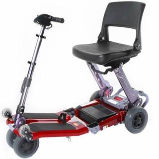 Preisvergleich Produktbild Freerider Luggie Mobility Scooter by Freerider