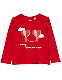 Chicco T-Shirt Manica Lunga Bimba Camiseta de Tirantes para Niñas