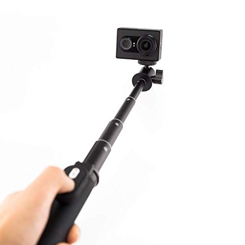 YI bastone selfie telescopico & Telecomando Bluetooth per la Action Camera