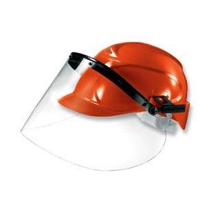 Uvex Helm-Visier aus Polycarbonat, farblos für diverse Uvex Airwing Helme
