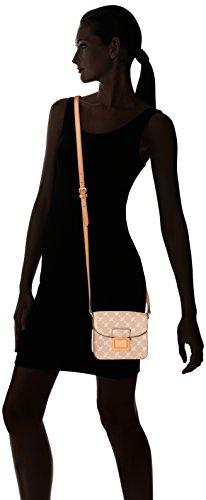Joop! - Cortina Cosima Shoulderbag Xshf, Borse a spalla Donna Rosa (Rose)