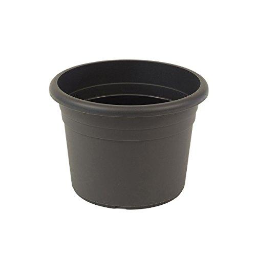 bel Fiona, UV-Beständiger Blumentopf aus Kunststoff, Pflanzgefäß mit Bodenlöchern, Volumen ca. 96 l, ca. Ø 70 x H 49,5 cm ()