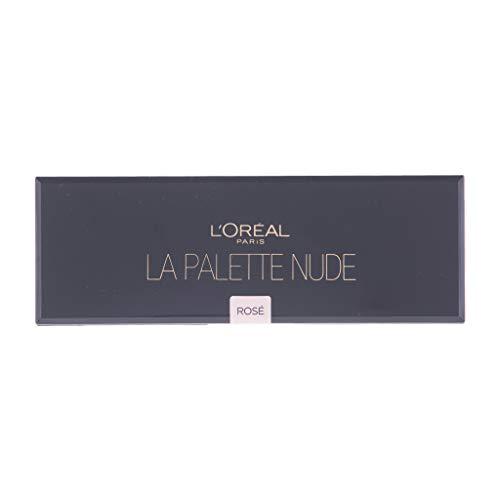 L'Oreal Paris Colour Riche Eyeshadow La Palette, Nude Rose