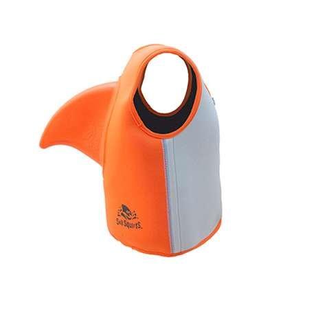swim-pool-games-sea-squirts-assist-41040-2-swim-delfino-colore-arancione