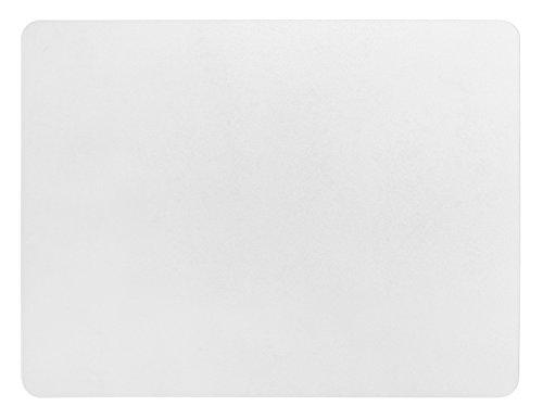 Bodenschutzmatte Bürostuhlmatte Unterlegmatte Schutzmatte 60x80 cm PET schadstofffrei umweltschonend Bruch- & Reißfest Hartboden geeignet Haftschicht extrem belastbar transparent