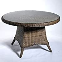 Suchergebnis Auf Amazon De Fur Rattan Tisch Rund Garten