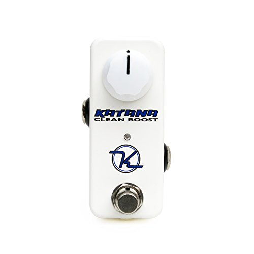 KEELEY KATANA MINI BOOST · PEDAL GUITARRA ELECTRICA