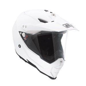 Casco moto AGV Ax8 Dual Evo bianco