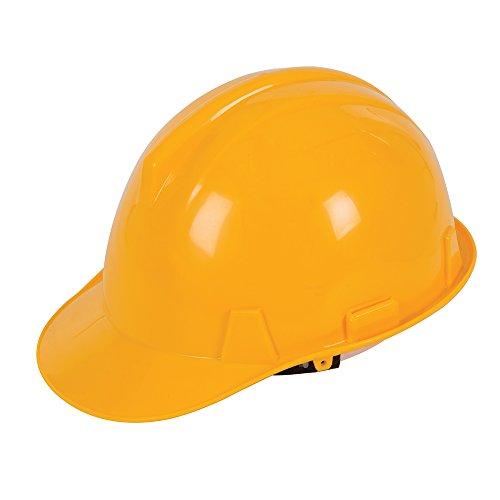 hutzhelm Gelb (Erwachsene Bauarbeiter Kostüme)