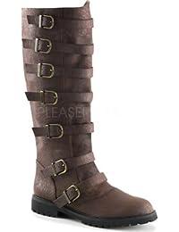 Suchergebnis auf für: steampunk Braun Stiefel