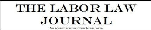 The Labor Law Journal