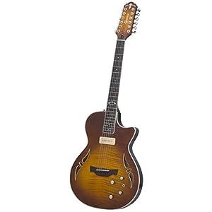 Crafter SAT 12 TMVS Slim Arch Western Guitar