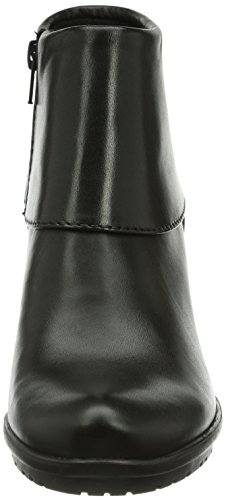Tamaris - 25460, Scarpe col tacco Donna Nero (Schwarz (Black 001))