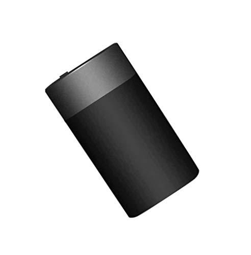 50 - Disco Duro Externo 2.5 CilíNdrico USB De Alta Velocidad 3.1 Memoria Inteligente WiFi Wi-Fi/Almacenamiento/Carga Tres En Uno (240GB, Negro)