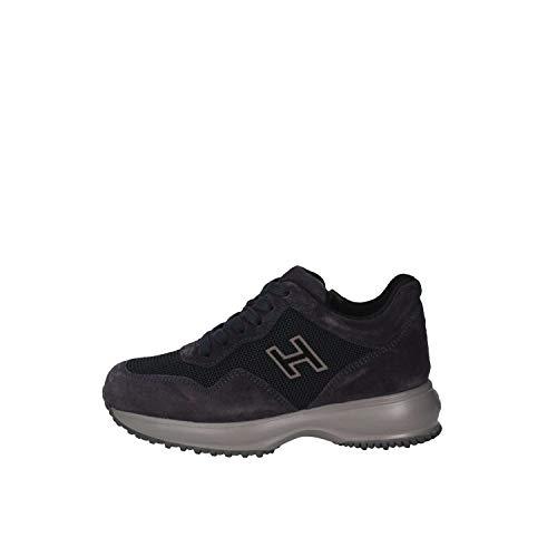 Hogan Junior HXC00N0V310IBH123L Sneakers Bambino Blu 35