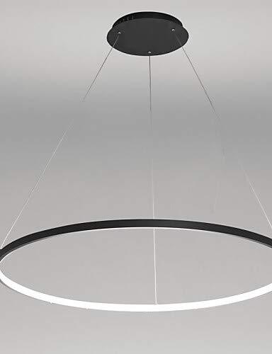20W LED Pendelleuchte modernes Design/LED-Ring/ 220V~120V~240/100/Special für Büro, Showroom, Wohnzimmer, Weiß-220-240v #2265 -