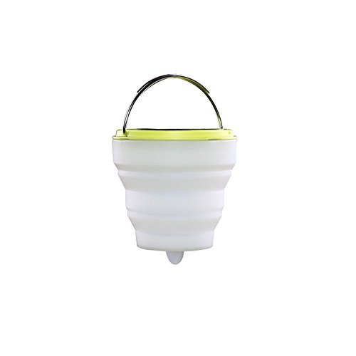 Preisvergleich Produktbild Solar angetriebene Dynamo-Karabiner-Energie im Freien wieder aufladbar,  kampierende Laterne-Lichter,  LED-Zelt-Licht,  wandernde Fischen-Lampe,  wieder aufladbar,  wasserdicht,  einziehbare Super dünne,  widerstehen Schock-Leichtgewichtler