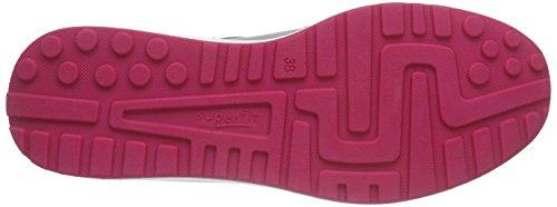 Superfit STRIDER 600315 Mädchen Sneaker Blau (AQUATIC KOMBI 54)