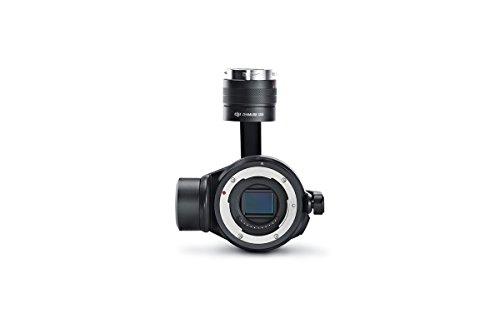 DJI Zenmuse X5S Kompakte Kamera (ohne Objektiv mit 12,8-Blenden-Dynamikbereich, integriertem und erweitertem Micro 4/3 20,8-Megapixel-Sensor, bis zu 8 professionellen Objektiven)