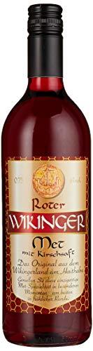 Roter Wikinger Met, Honigwein mit Kirschsaft (1 x 0.75 l)