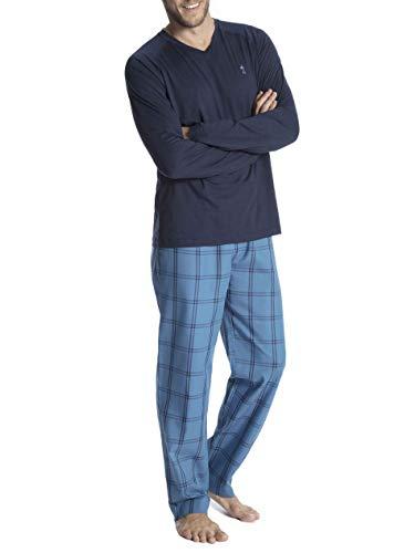 Jockey Just Squared Pyjama Navy 2XL