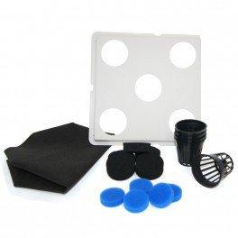 AquaPlate Square Kit - Autopot aeroponique nft
