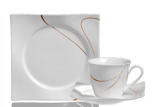 Kaffeeservice Erweiterungsgedeck Scala - Via by R&B