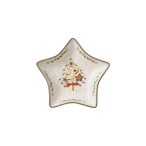 Villeroy & Boch Winter Bakery Delight Petite coupelle en forme d'étoile \