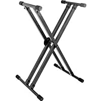 Kadence Keyboard Stand With Dual Braced Support Legs Heavy Duty 3kg