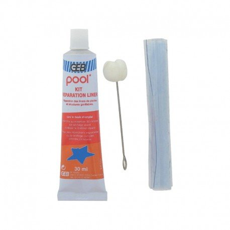 Kit Réparation Liner - Piscine - 30 ml - GEB POOL 374132D