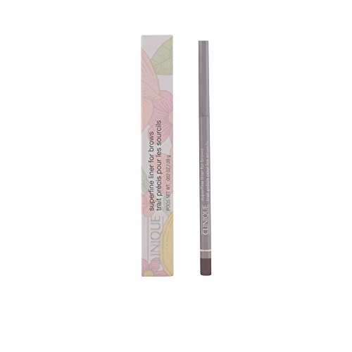 Clinique - SUPERFINE liner for brows - deep brown 0.08 gr-mujer