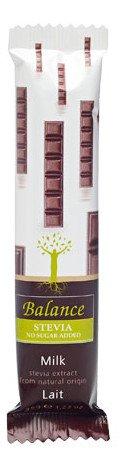 Balance Milk Stevia Sweetened Chocolate Bar, 35g