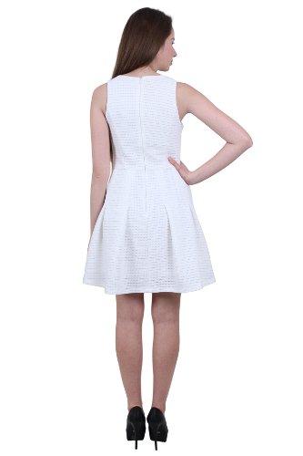 Sunshine - Robe sans manche - Femme Blanc