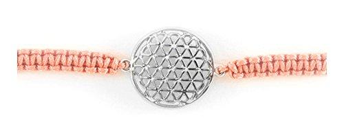 HCA Geknüpftes Armband Blume des Lebens