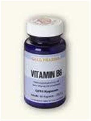 Gall Pharma Vitamin B6 GPH Kapseln, 120 Stück, 1er Pack (1 x 120 Stück)