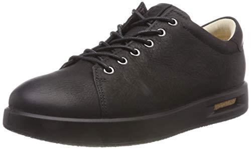 ECCO Herren Mens Corksphere 1 Tie Sneaker, Schwarz (Black 1001), 41 EU - Ecco Black Tie