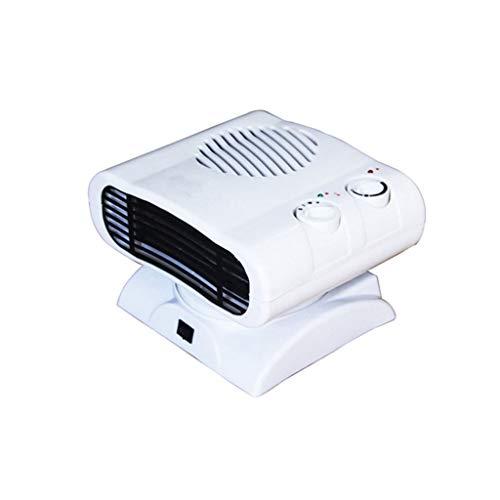 WJJZHS Mini Shake Head Heater, Mini Elektrische Haushaltsheizung Heizung Und Kühlung Dual Klimaanlage Bequeme Elektroheizung Badheizung