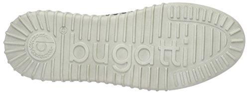 bugatti Herren K3732pr58 Low-Top Grau (grau / braun 142)