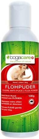 BOGACARE FLOHPUDER Hund 100 g Puder