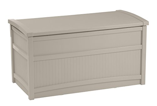 Suncast DB5000 50-Gallon Deck Box (Outdoor-deck Suncast)