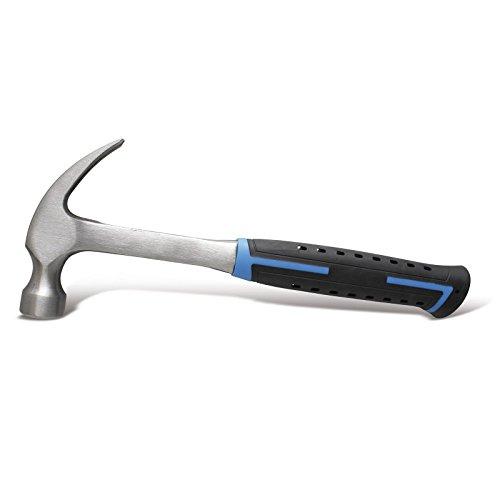 Preisvergleich Produktbild SO-TOOLS® Dachdeckerhammer 450g Zimmermannshammer Latthammer Klauenhammer Hammer