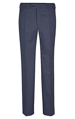 Greiff Herren-Hose regular Fit,modern with 37,5, regular fit, 1326 Pinpoint Marine