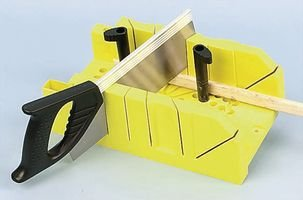 CLAMPING MITRE BOX 20-112 By STANLEY -